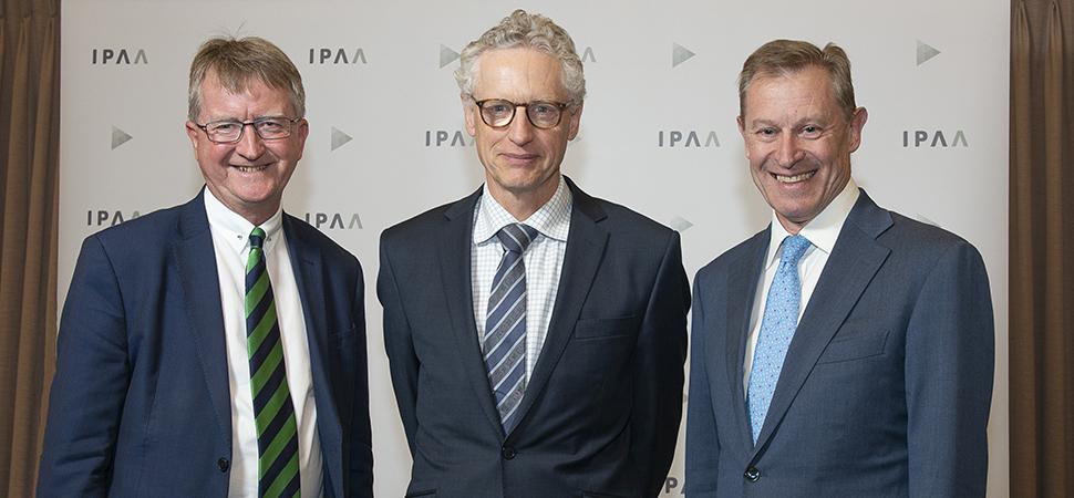 Michael Manthorpe, Dr David Gruen, David W Kalisch